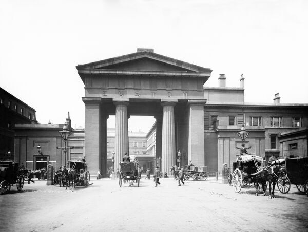euston arch london cc97_01007