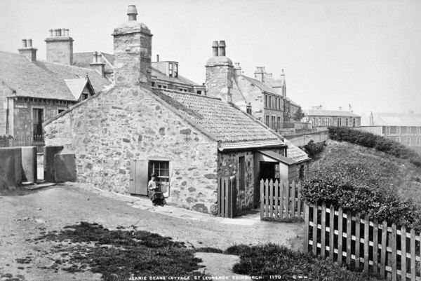 jeanie deans cottage edinburgh m950880a