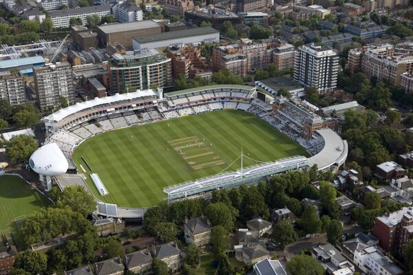 LORDS CRICKET GROUND, St Johns Wood, London