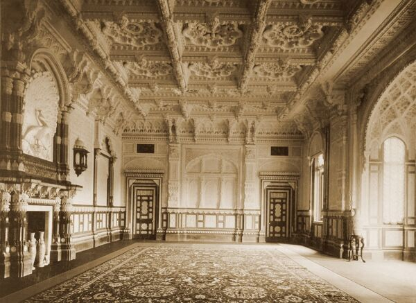 osborne house durbar room 1892 k010285