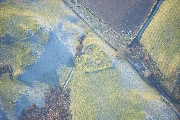 Iron Age Roman settlement at Gillsmere, Cumbria