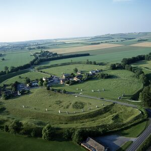 Avebury from the air K040333