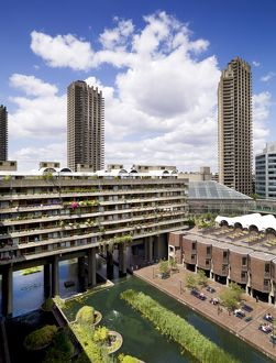 Barbican Centre N100535