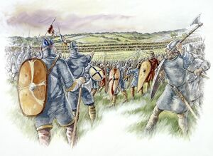Battle of Hastings J000010