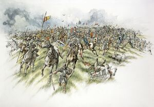 Battle of Hastings J000012