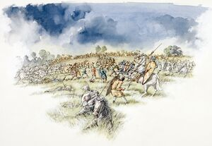 Battle of Hastings J000014