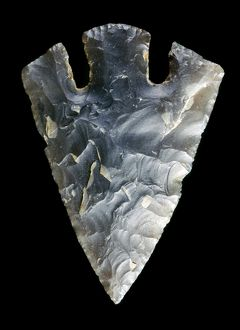 Bronze age arrow head J930088