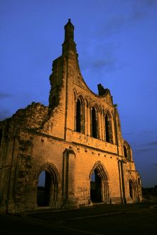 Byland Abbey (Gallery of 15 Items)