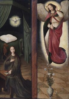 Coffermans - The Virgin and Angel of the Annunciation N070655