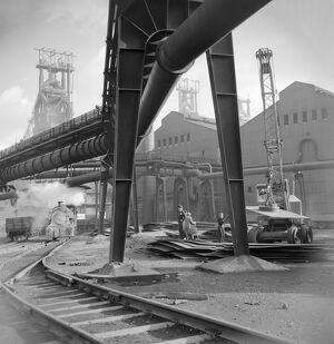 Consett Steel Works AA98_06557