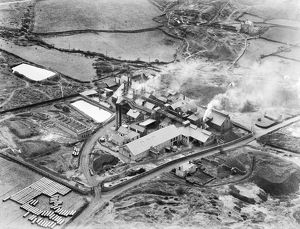 Cornish tin smelting works EPW009899a