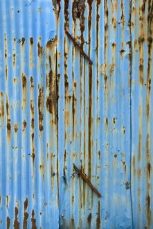 Corrugated iron DP070334