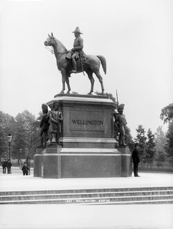 Duke of Wellington Statue, Hyde Park Corner CC97_00934