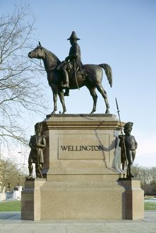 Duke of Wellington statue K000664