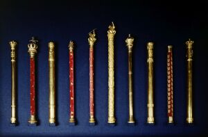 Duke of Wellington's batons K040689