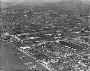 East India Docks EPR003338