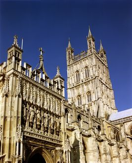 Gloucester Cathedral N000044