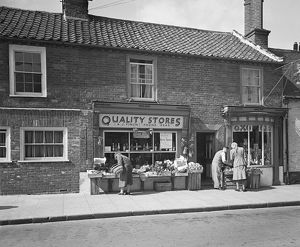 Greengrocer, Suffolk AA98_14578