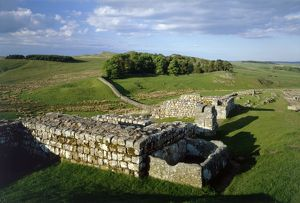 Hadrian's Wall: Housesteads Fort K060328