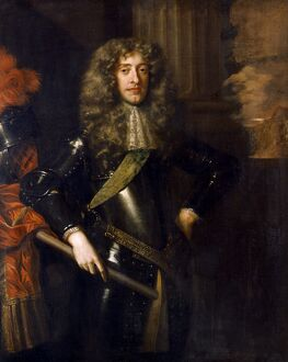James II as Duke of York J020039