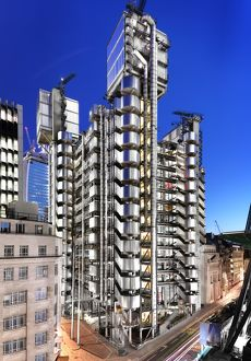 Lloyds Building N130015