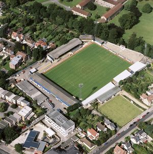 Manor Ground, Oxford EAW614427