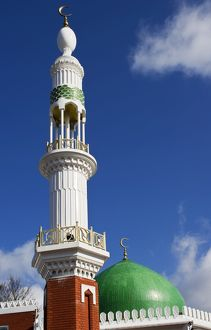Minaret and dome DP148072