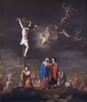 Poelenburgh - The Crucifixion N070569