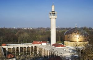 Regents Park Mosque DP148098
