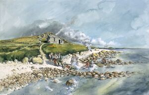St Helen's Quarantine Station c.1764, Isles of Scilly J010100