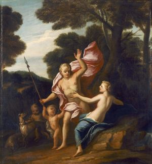 Thornhill - Venus and Adonis J920264
