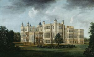 Tomkins - Audley End from the South West J980055
