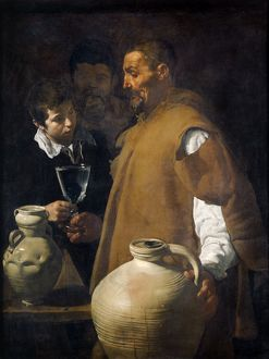 Velazquez - The Waterseller of Seville J040094