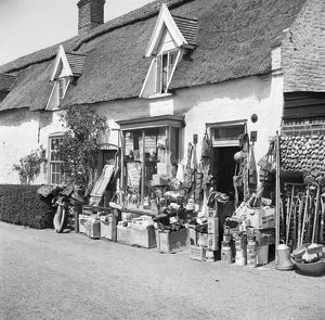 Village shop, Norfolk AA98_11268