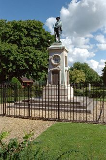War Memorial, Trowbridge.