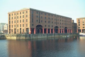 Warehouse D, Albert Dock, Liverpool