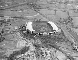 Wembley Cup Final 1923 EPW008545