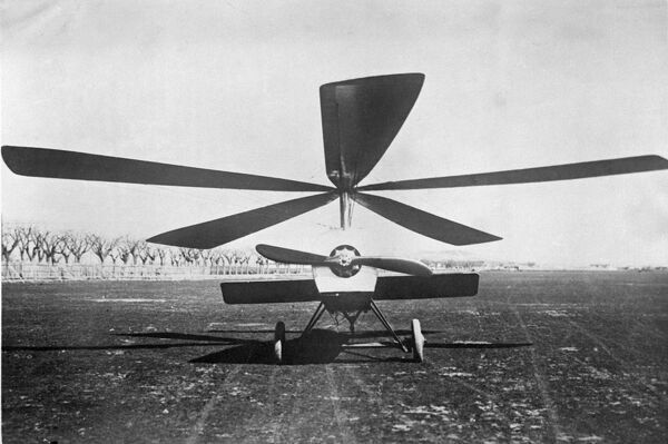 Autogyro. Aerofilms Collection (see Links)