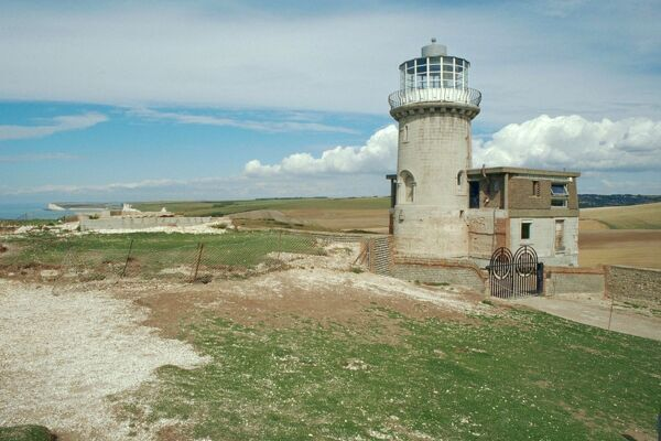 Disused lighthouse, Beachy Head, East Sussex. IoE 293528. Within the proposed South Downs National Park