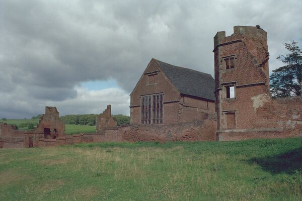 Bradgate Park, Leicestershire. Childhood home of Lady Jane Grey. IoE 178075