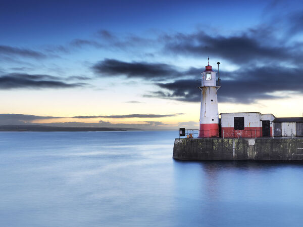 Tidal Observatory, Newlyn Harbour, Cornwall DP221138