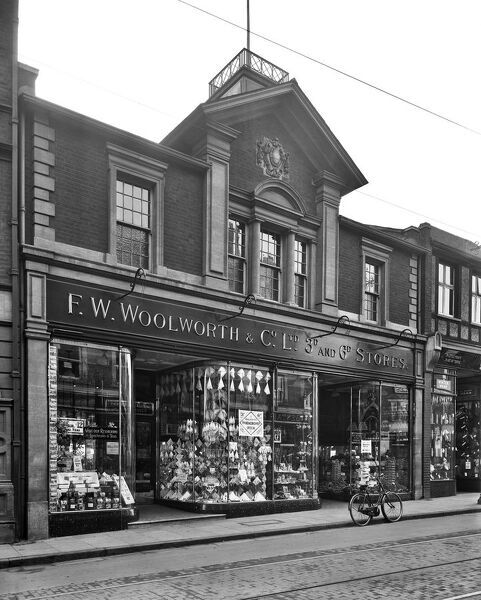 F W Woolworth And Company Limited, Kingston Upon Thames, Greater London