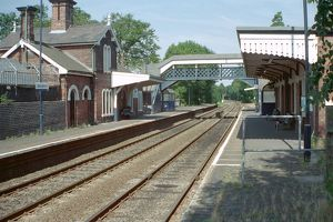 Albrighton Railway Station