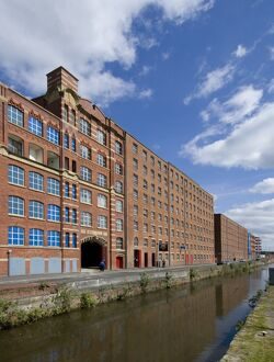 Ancoats Mill Complex N081088