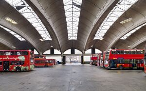 Stockwell Bus Garage DP101753