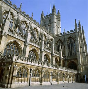 Bath Abbey K991533