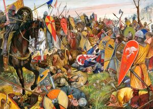 Battle of Hastings IC008_018