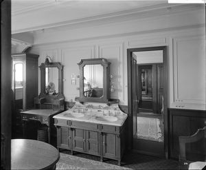 Bedroom suite, RMS Olympic BL24990_029a
