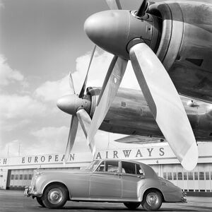 Bentley car and aircraft propellers AA087923