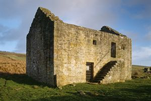 Black Middens Bastle House K031430